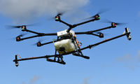 Micronair Micromiser atomisers for UAVs/ Drones