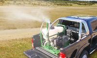 Micron launch the AU9000 cold fogger for public health