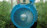 Micron AU8120 Airblast Atomiser