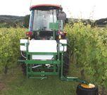 Undavina & 100L tank in vines