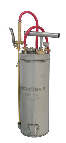 CS10/CS14 Compression Sprayers meet latest International Standards for vector control - CS14 Compression Sprayer