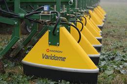 Micron Varidome goes round the world - Varidome shields