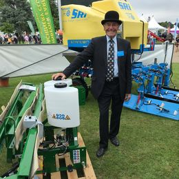 FGM Machinery at the Norfolk Show - Fred Milk FGM