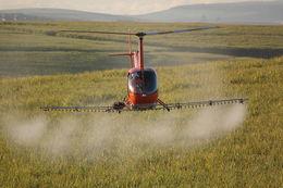 Micronair atomiser range for helicopters (AU7000 & AU6539) -