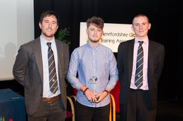HWGTA Apprentice of the Year Award -