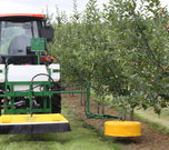 100l tank in orchards