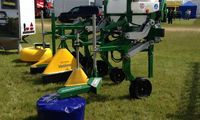 Micron's ground following sprayers to be showcased at Fruit Focus