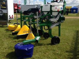 Micron's ground following sprayers to be showcased at Fruit Focus  -
