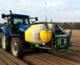 Micron to unveil its latest innovations at Cereals   - Dual Tank 1800L Gen II