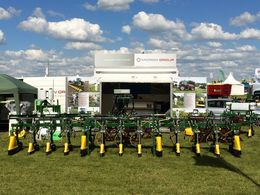 Micron launches Varidome band sprayer for vegetables  - Varidome for vegetables