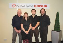 Micron Group appoints four new staff  - Micron's New Staff