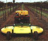 Spraydome 1524 - towed in vines