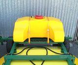Spraydome 1524 - with 80L tank