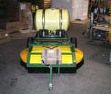 Spraydome 1524 - with 200l tank