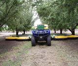 Spraydome 3049 - SD3049 with ATV on flat terrain