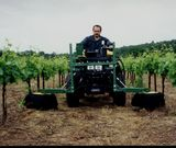 Undavina 400 - France, 2001, UV400 ATV mount