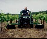 Undavina 400 - France, 2001, UV400 ATV mount