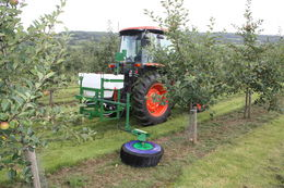 Micron Group to showcase fruit and vine sprayers  -