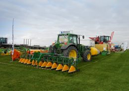 Micron's Varidome S3 makes its French debut  - Varidome S3 at Innov-Agri
