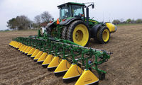 Over 95% drift reduction with Micron shielded sprayers at Lamma 2014