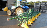 Micron to launch the new Varidome S5 sprayer at LAMMA 2013