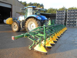 Micron to launch the new Varidome S5 sprayer at LAMMA 2013 - Varidome S5