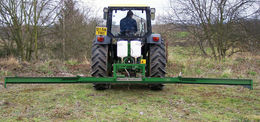 Micron WeedWiper Conservation Action in South Wales -